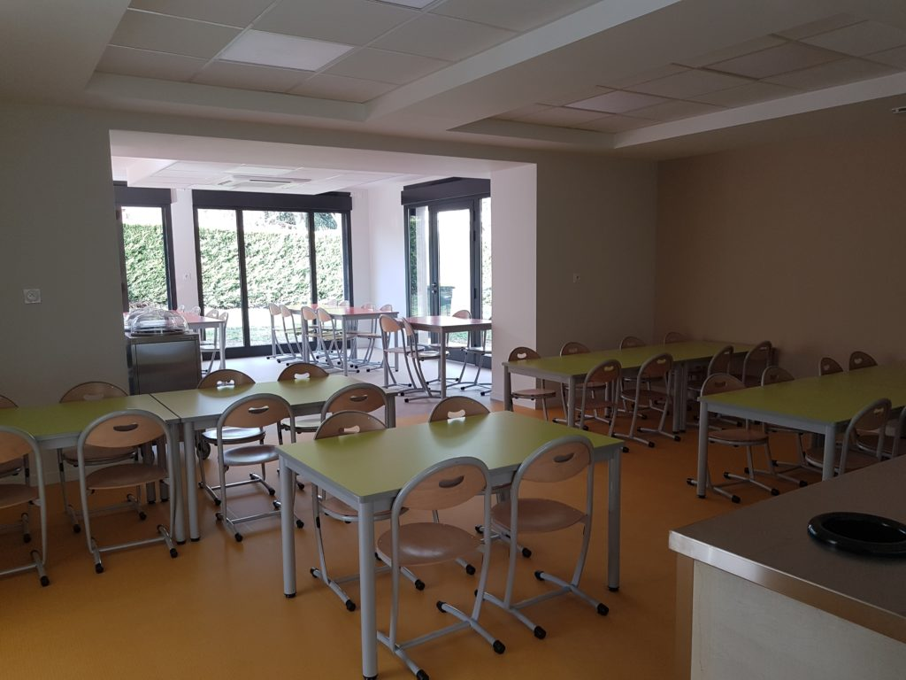 Cantine Ecole Notre Dame